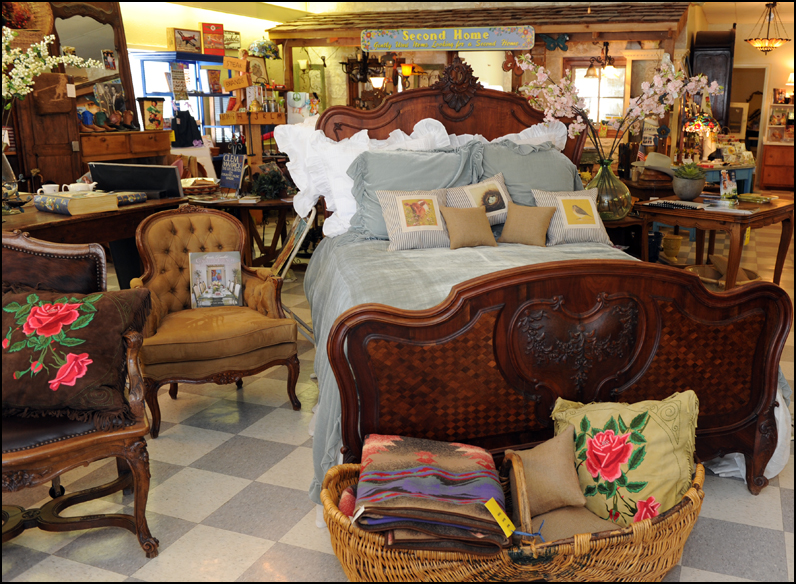 Country French Antiques - French Country Antiques: Main Street Utopia